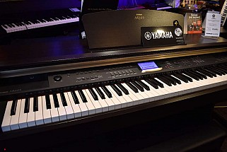 Yamaha Arius V240 Showroom