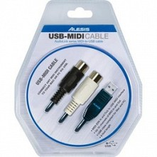 Alesis AudioLink MIDI-to-USB kabel