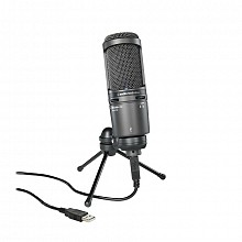 Audio Technica AT2020 USB plus
