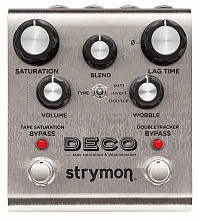 Strymon Deco Tape Saturation doubletracker