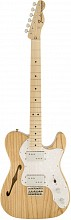 fender telecaster thinline 72 natural front