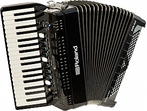 Roland FR4X BK V-Accordion