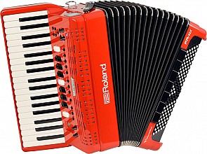 Roland FR4X RD V-Accordion