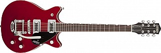 Gretsch G5655T CB electromatic red gitaar