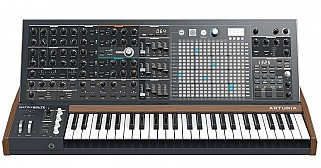 Arturia Matrixbrute synthesizer