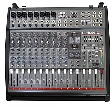 Phonic Powerpod K12 Plus powered mixer