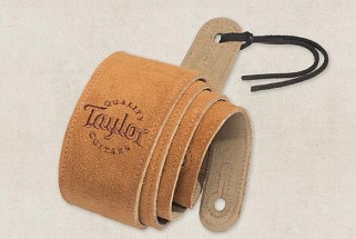 Taylor suede gitaar band honey