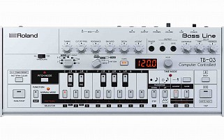 Roland TB03 Bass Line Synthesizer