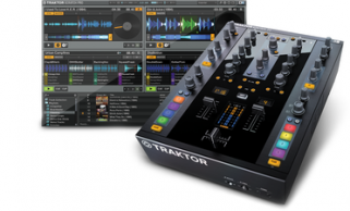 Native Instruments Traktor Kontrol Z2 Traktor Pro 2 software