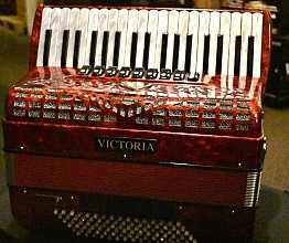 victoria accordeon occ