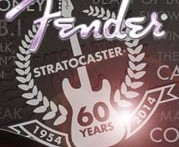 Fender Stratocaster is 60 jaar!