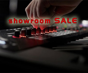 Showroom Sale Hightech afdeling