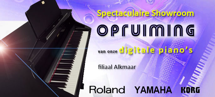OPRUIMING Piano
