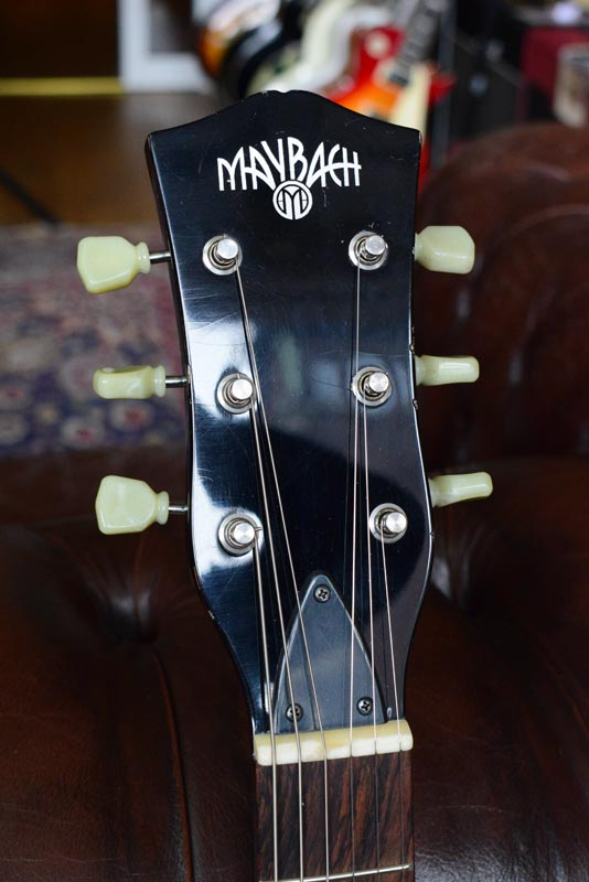 Maybach Lester JR 59 2-TONE SB AGED