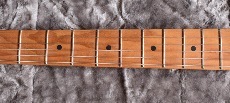 Fender LE American Professional Telecaster Roasted MN DPB