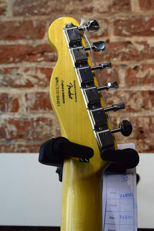 Squier Vintage Modified 72 Telecaster Thinline