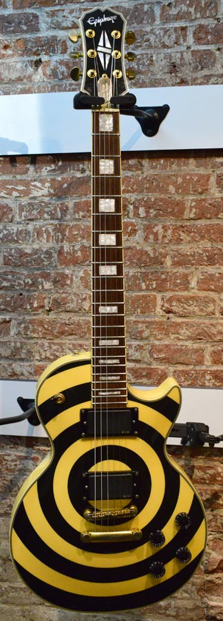 Epiphone Zakk Wylde LP Custom Plus