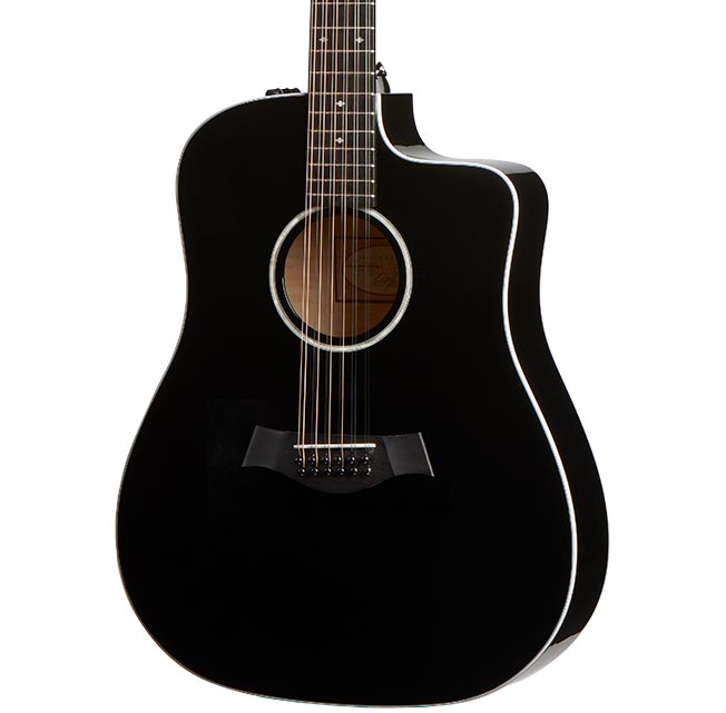 Taylor 250CE Black Deluxe
