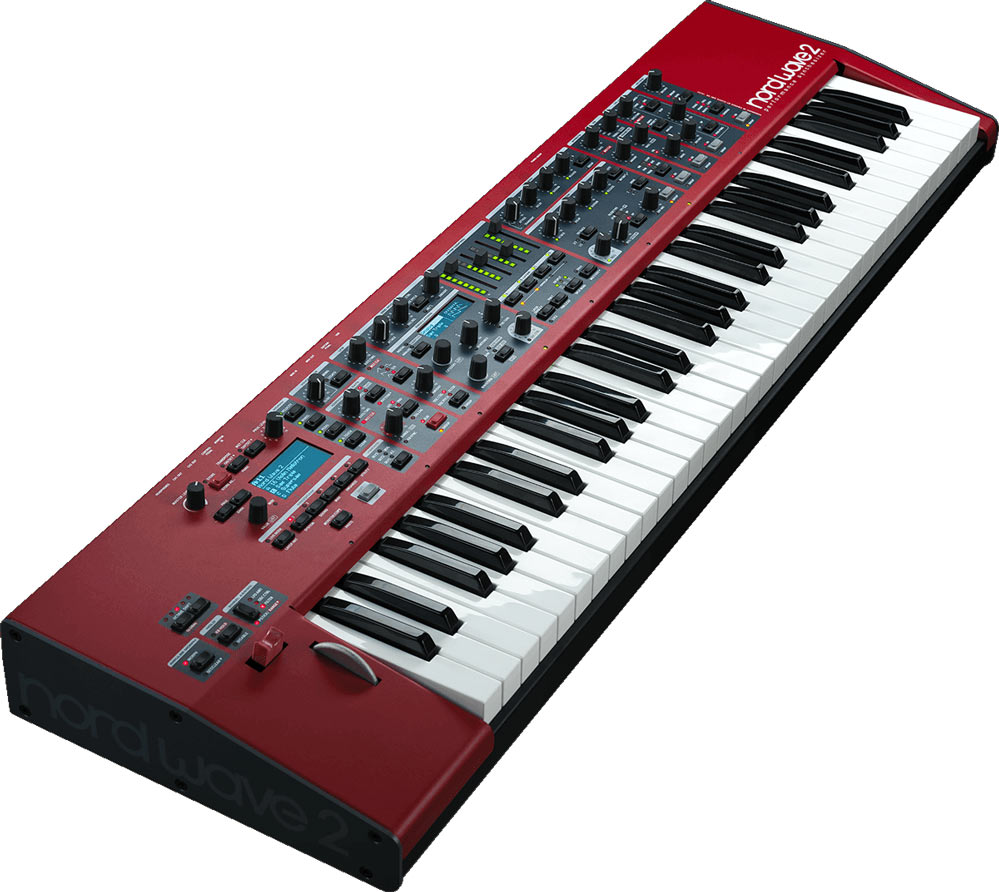 Clavia Nord Wave 2 Performance synthesizer