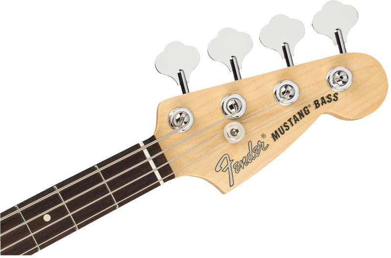 Fender American Performer Mustang Bass RW SFG