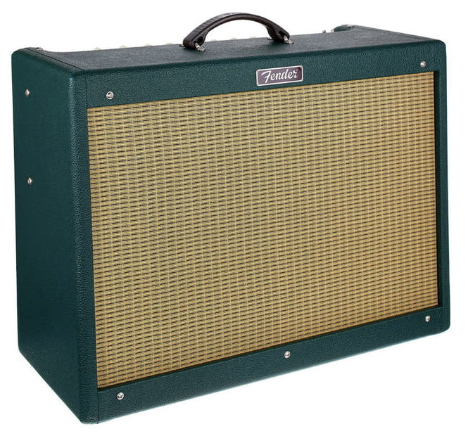 Fender Blues Deluxe Emerald Green Limited edition