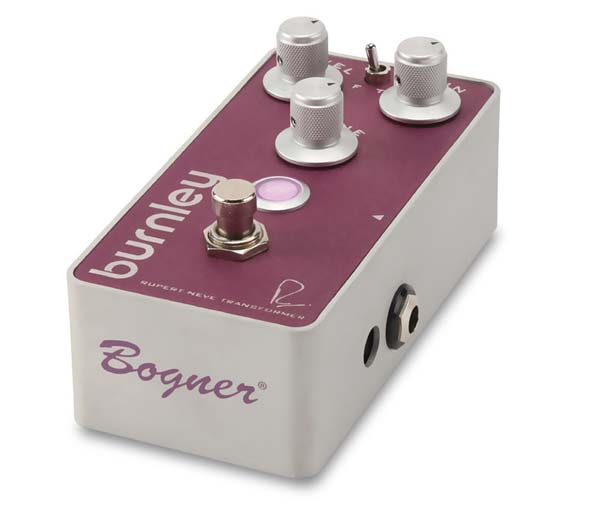 Bogner Burnley distortion pedaal