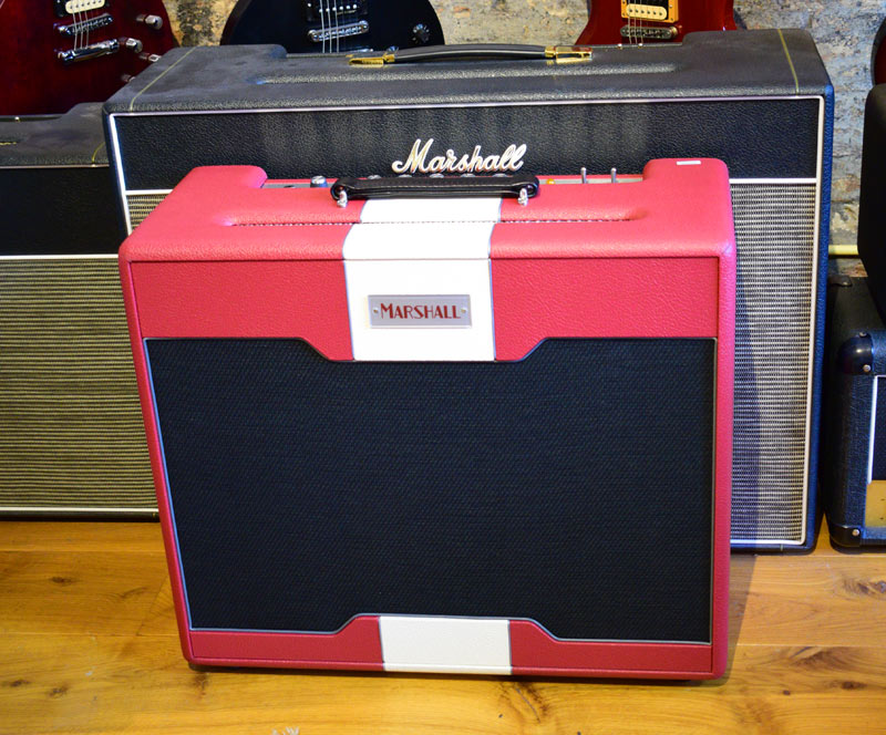 Marshall AST2C Astoria Custom gitaarcombo