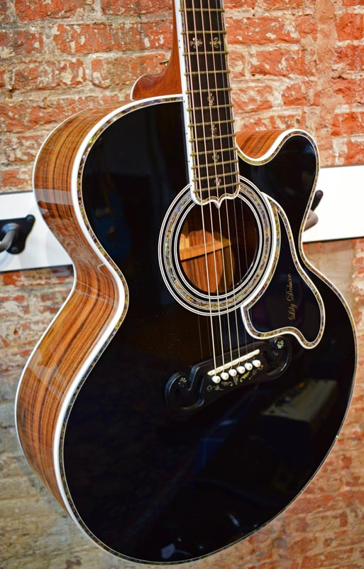 Kallenbach Super Jumbo CSJ-280 Lily Deluxe Black Beauty
