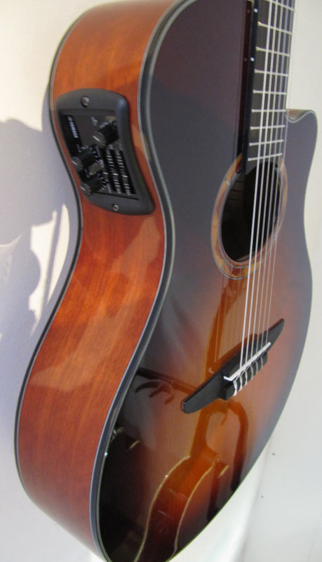 Yamaha NTX700 Brown Sunburst