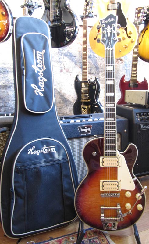 Hagstrom Tremar Super Swede