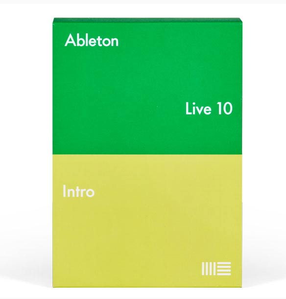 Ableton Live Intro 10