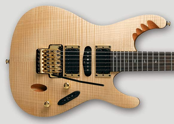 Ibanez EGEN8 Herman Li Dragonforce