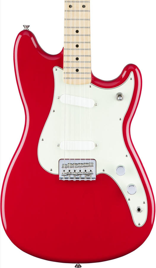 Fender Duo Sonic MN Torino Red
