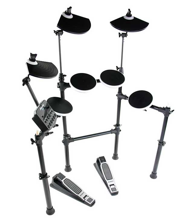 alesis dm lite kit elektrisch drumstel dijkman muziek. Black Bedroom Furniture Sets. Home Design Ideas