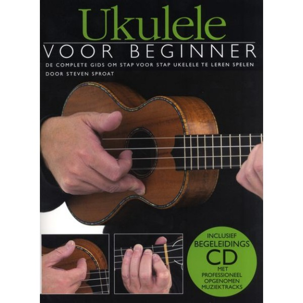 how to play the ukulele for beginners book